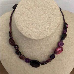Falsi Gioielli Necklace from Italy. 🎀
